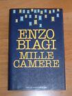ENZO BIAGI - MILLE CAMERE - MONDADORI 1984
