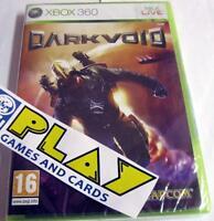 DARKVOID DARK VOID XBOX 360 PAL ESPAÑA NUEVO PRECINTADO