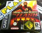 JUSTICE LEAGUE HEROES THE FLASH GBA GAME BOY ADVANCE NUEVO PRECINTADO NEW SEALED