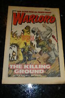 WARLORD Comic - Issue 180 - Date 04/03/1978 - UK Paper Comic