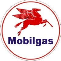 Vintage Mobil Gas Oil Pegasus Right Facing The Best!!