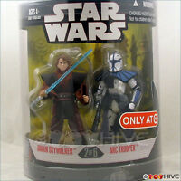 Star Wars Order 66 Anakin Skywalker and Arc Trooper 2 of 6 Target sealed package