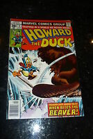 HOWARD THE DUCK Comic - Vol 1 - No 9 - Date 02/1977 - MARVEL Comic $ 0.30 c