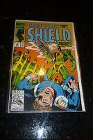NICK FURY : Agent of S.H.I.E.L.D. - Vol 2 - No 34 - Date 04/1991 - MARVEL COMICS