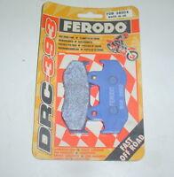 HONDA CR50R XL125 XR500R ATC250R CR250  FERODO DISC  BRAKE PADS FDB382DX