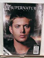 2011 SUPERNATURAL Magazine #22-FANDOM/COMPANIONS/JENSEN SPECIAL VARIANT COVER