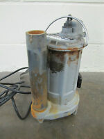 """LIBERTY PUMPS DISCHARGE SUMP PUMP 1-1/2"""" 10A 1/2HP 1/2 HP 115V MODEL 287"""
