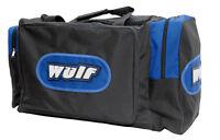 New Wulfsport Motocross Enduro Trials Atv Kit Bag Luggage Boot Helmet Wulf Yz