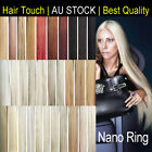 "20"" Micro Beads I Tip Remy Human Hair Extensions 20 Grams 20 Strands"