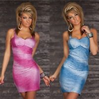 SEXY MINI DRESS PARTY EVENING COCKTAIL BRIDESMAID WEDDING CLUBBING DRESS