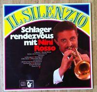 NINI ROSSO Il Silenzio - Schlagerrendezvous mit Nini Rosso LP/GER
