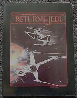 RETURN OF THE JEDI ROTJ 1983 FOLDER PORTFOLIO  STAR WARS STARFIGHTERS