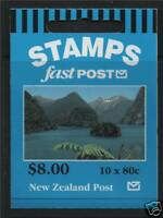 New Zealand 1996 Booklet SG SB84 Complete