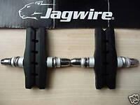 V-Brake Blocks Jagwire New Bicycle Bike Cycle MTB Pads Shoes Allen Key Offset