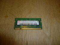 """Hynix 512MB Laptop memory RAM DDR2 """"rx16 PC2-4200S-444-12"""
