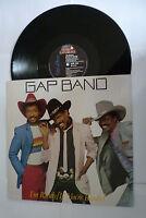"THE GAP BAND - I'm ready (if you're ready) - 1983 UK 2-mix 12"" Vinyl Single"