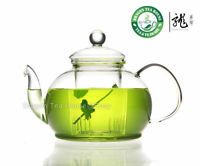 Large Chinese Clear Glass Teapot 1200ml FH-205