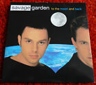 SAVAGE GARDEN To The Moon And Back cd single