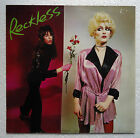 RECKLESS Self Titled LP vinyl VG+/EX
