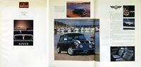 Rover Cars Mini Metro Maestro Montego 200 400 800 Nov 1991-Jan 1992 Brochure