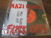 DEAD KENNEDYS RARE 45 WITH ARM BAND PUNK ROCK 7""