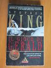 STEPHEN KING, IL GIOCO DI GERALD, MONDADORI, 1993- (A3)