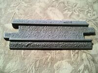 "Fisher Price GeoTrax: Gray 7"" Straight Road Track Piece (Nice!!)"
