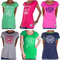 Brave Soul Women's Pack of 3 Different Style T Shirt --9 Colours