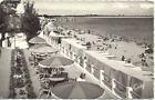 LA TRANCHE-SUR-MER 33 terrasse de l'hôtel de l'océan et la plage