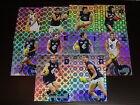 2008 AFL SELECT CLASSIC HOLOFOIL TEAM SET OF 10 CARDS CARLTON BLUES