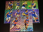 2008 AFL SELECT CLASSIC HOLOFOIL TEAM SET OF 10 CARDS WESTERN BULLDOGS