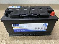 Exide Gelbatterie 12V  80 Ah 80Ah ES 900 Versorgungsbatterie