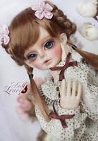 D-Dora Doll Leaves 1/4 girl SUPER DOLLFIE size MSD bjd