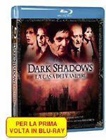 Dark Shadows - La Casa Dei Vampiri (Blu-Ray) WARNER HOME VIDEO