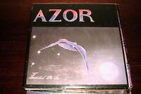 "AZOR - LUNA 7"" SINGLE HARD ROCK HEAVY METAL"
