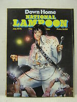 July 1976 NATIONAL LAMPOON Humor Magazine- Down Home Issue
