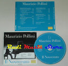 CD MAURIZIO POLLINI novecento STRAVINSKY BERH WEBERN la repubblica lp mc dvd vhs