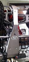 YAMAHA WARRIOR 350 AC RACING FULL SKID PLATE YFM350 86-96