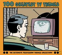 100 Greatest TV Themes - 4CD set