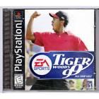 PLAYSTATION 1 TIGER WOODS 99 PGA TOUR GOLF PS1 + SOUTHPARK EASTER EGG [LN]