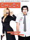 Chuck - The Complete First Season (DVD, 2008, 4-Disc Set)