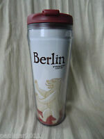 SB172 Starbucks Tumbler Berlin 12 oz 355ml Thermobecher NEU City Mug Germany