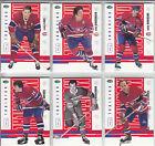 2003-04 ITG Parkhurst Montreal Canadiens Serge Savard #40