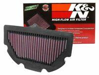 K&N Replacement Panel Air Intake Filter 06-10 Suzuki GSX-R600 GSX-R750 SU-7506