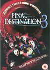 Final Destination 3 (DVD, 2006, 2-Disc Set)