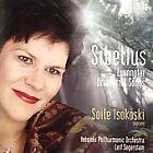 Sibelius: Luonnotar Orchestral Songs [Hybrid SACD], New Music