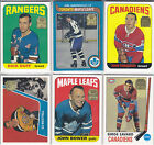 2001-02 Topps Archives #50 John Ferguson Montreal Canadiens