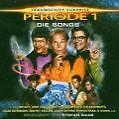 (T)Raumschiff Surprise / Periode 1/ Die Songs  - OST       ....CD...NEU