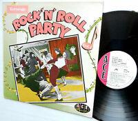 TEENAGE ROCK n ROLL PARTY Vol.1 UK ACE CH 25 compilation NEAR-MINT vinyl LP