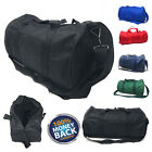 NEW Polyester ROLL Duffle Duffel Bag Travel/Gym/Carry-On Sport Gym Bag 18